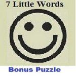 7 Little Words January 18 2019 Bonus Puzzle answers