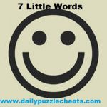 7 Little Words January 19 2019 daily puzzle answers