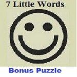 Bonus puzzle answers January 16 2019