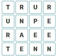 Word Trek quest