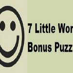 bonus puzzle Feb 20 2019 answers