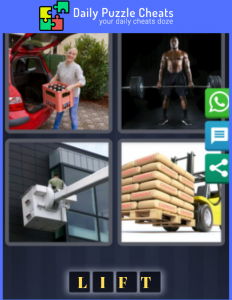 4 Pics 1 Word June 17 2019 answer