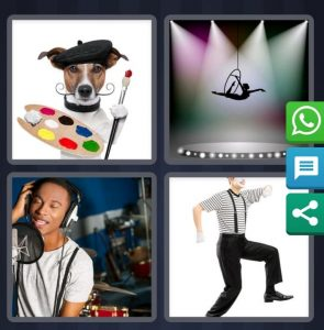 4 pics 1 word June 23 2019 daily puzzle