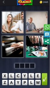 4 pics 1 word June 29 2019 puzzle answer Play