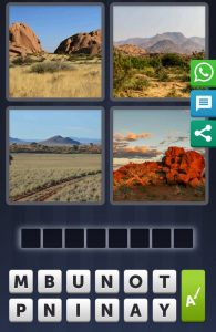 4 pics 1 word June 24 answer