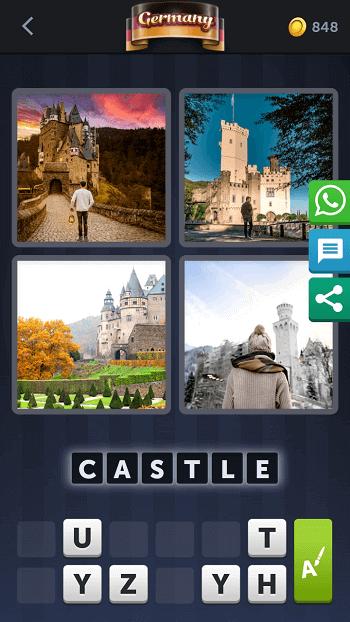 4 Pics 1 word July 31 answer