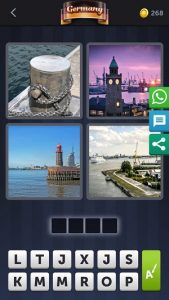 4 Pics 1 Word Bonus July 1 answer Port