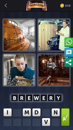 4 pics 1 word July 20 2019 Bonus puzzle answers