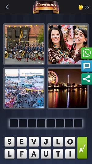 4 pics 1 word July 6 answer