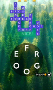 Wordscapes July 19 2019 Answers