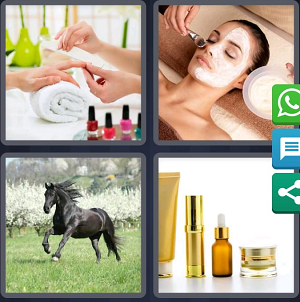 4 Pics 1 Word August 10 2019 answer