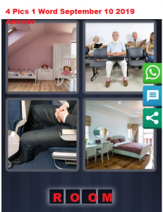 4 Pics 1 word puzzle answer