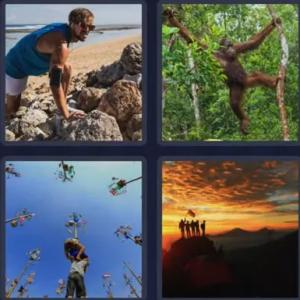 4 pics 1 word bonus puzzle Answer February 27 2020