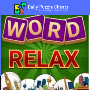Word Relax Daily Answers