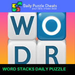 Word Stacks Daily Challenge Answers