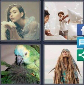 4 Pics 1 Word April 14 2020
