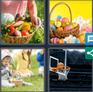 4 Pics 1 Word Daily Puzzle answer April 3 2020