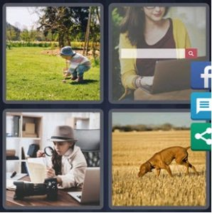 4 Pics 1 Word Daily Bonus Puzzle April 16 2020