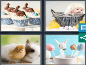 4 Pics 1 Word Daily Bonus Puzzle answer April 3 2020