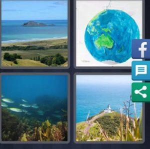 4 Pics 1 word daily bonus April 15 2020 clues