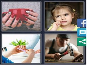 4 Pics 1 Word daily puzzle answer April 25 2020