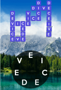 Wordscapes Daily Puzzle April 6 2020 Answers