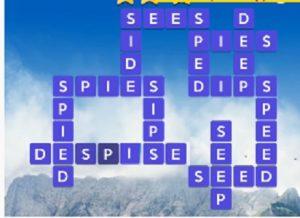 Wordscapes april 27 answers