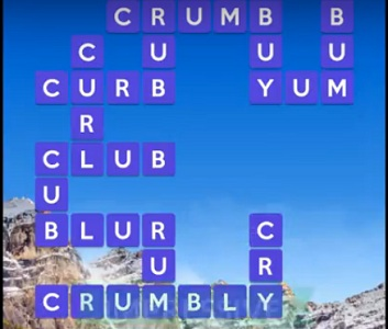 Wordscapes daily puzzle answers June 30 2020