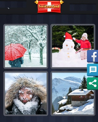 4 Pics 1 Word June 13 2020 daily puzzle answer