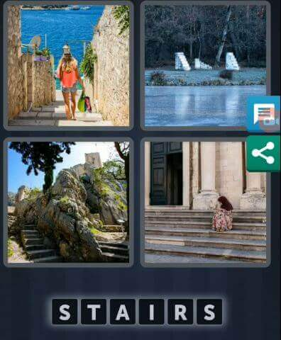4 Pics 1 Word daily bonus puzzle July 23 2020 answer