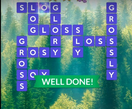 Wordscapes July 2 answers