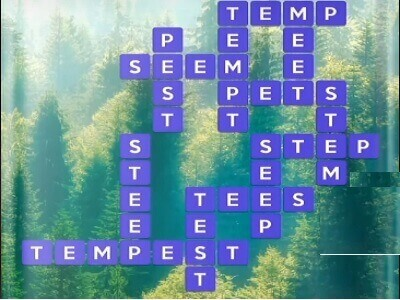 Wordscapes daily puzzle answers July 15 2020