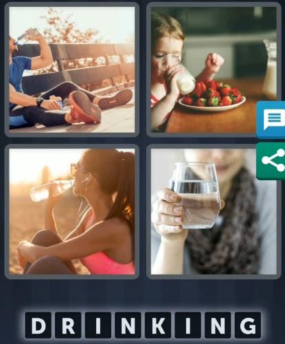 4  Pics 1 word bonus puzzle July 7 2020 answer