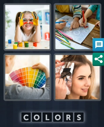 4 Pics 1 word August 13 2020 daily puzzle answer