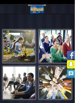 4 Pics 1 Word daily bonus puzzle answer August 11 2020