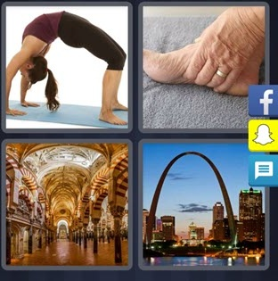4 Pics 1 word August 11 2020