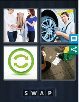 4 Pics 1 word August 23 2020 answer
