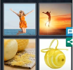 4 Pics 1 word bonus answer August 19 2020