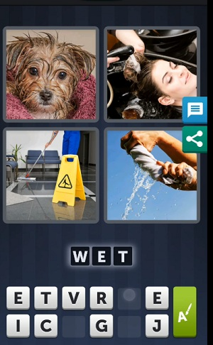 4 Pics 1 word daily puzzle answer October 23 2020