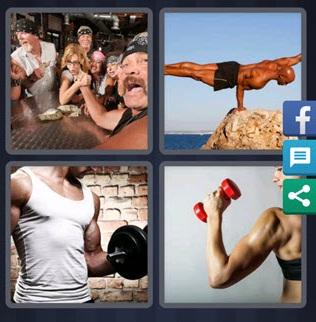 4 Pics 1 Word daily bonus puzzle November 27 2020