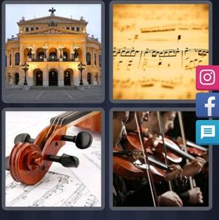 4 Pics 1 Word daily bonus puzzle January 1 2021
