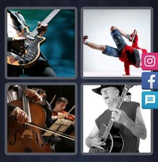 4 Pics 1 Word bonus puzzle January 3 2021
