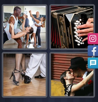 4 Pics 1 Word daily puzzle answer January 26 2021