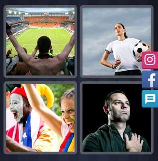 4 pics 1 word bonus puzzle January 28 2021